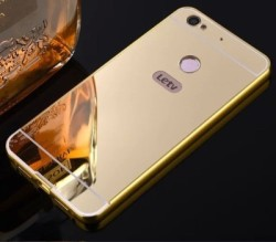 JMV Bumper Case for LeEco Le 1S GOLDEN
