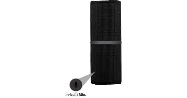6cece61688f Portronics POR-795 Breeze Bluetooth 4.1 Wireless Stereo Speaker, black |  July 2019 | Deal70
