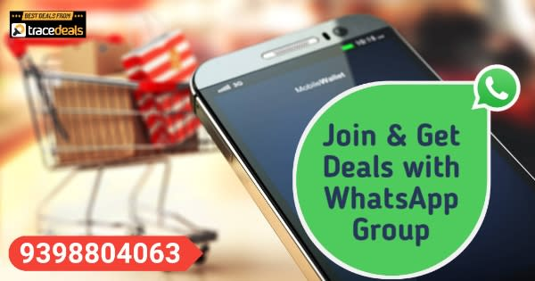 Online Shopping Whatsapp Groups Join Links | August 2019 | Tracedeals