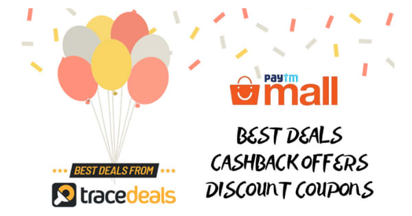 Paytmmall Deals - Get Cashback Offers & Coupons with Upto 70