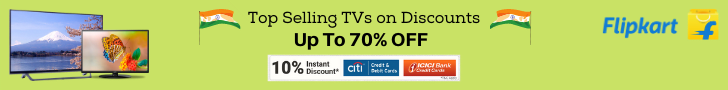 Top Selling TVs on Discounts | Up To 70% OFF