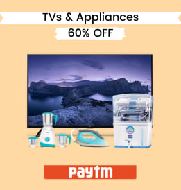 Paytmmall offers on Televisions - TVs & Appliances | Up To 60% OFF | Shop Now.