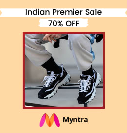 Myntra offers on Men Clothing - Indian Premier Sale | Up To 40 - 70% OFF | Shop Now.