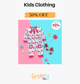 Firstcry offers on Kids Clothing - Kids Clothing | Up To 50% OFF | Shop Now.