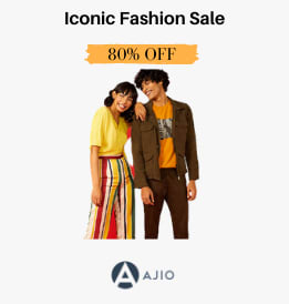 Ajio offers on Women Fashion Accessories - Iconic Fashion Sale | Up To 80% OFF | Shop Now.