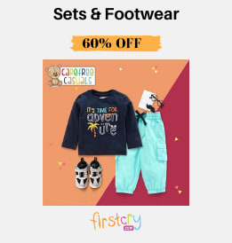 Firstcry offers on Kids Footware - Sets & Footwear | Flat 60% OFF