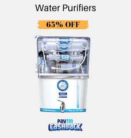 Paytmmall offers on Water Purifier - Water Purifiers | Up To 65% OFF | Shop Now.