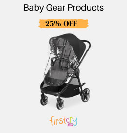 Firstcry offers on Baby Gear - Babyhug Baby Gear Products | Flat 25% OFF | Shop Now.