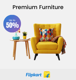 Flipkart offers on Home Furnishing - Premium Furniture | Up To 50% OFF | Shop Now.