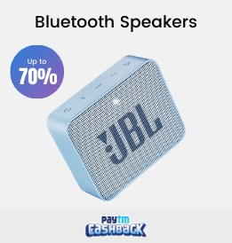 Paytmmall offers on Audio Devices - Bestselling Bluetooth Speakers | Up To 70% OFF | Shop Now.