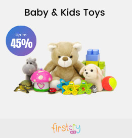 Firstcry offers on Toys - Baby & Kids Toys and Games | Flat 40% OFF | Shop Now.