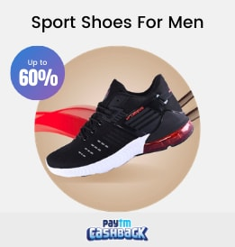 Paytmmall offers on Men Footware - Sport Shoes For Men | Up To 60% OFF | Shop Now.