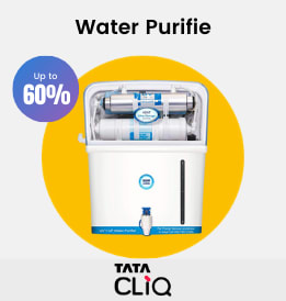 Tata Cliq offers on Water Purifier - Water Purifier   Up To 50% OFF   Shop Now.