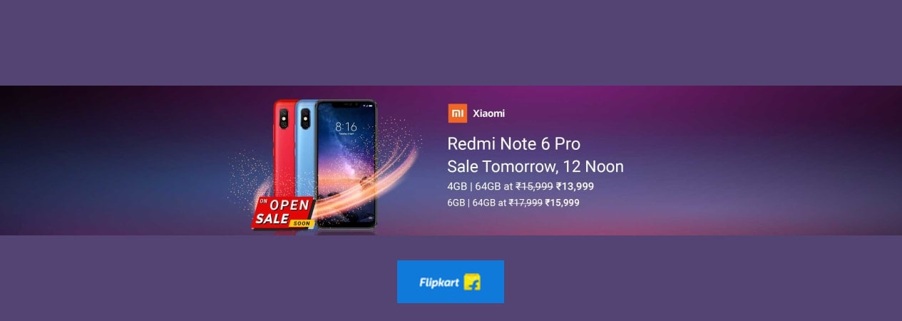 10 Reasons To Buy Redmi Note 6 Pro Dh7wj S7d3 Store Online - Buy 10 Reasons To Buy Redmi Note 6 Pro Dh7wj S7d3 Online at Best Price in India | Flipkart.com