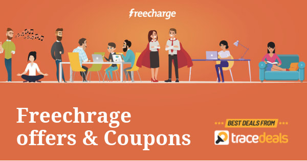 Freecharge Offers & Coupons | Discount & Cashback Promo