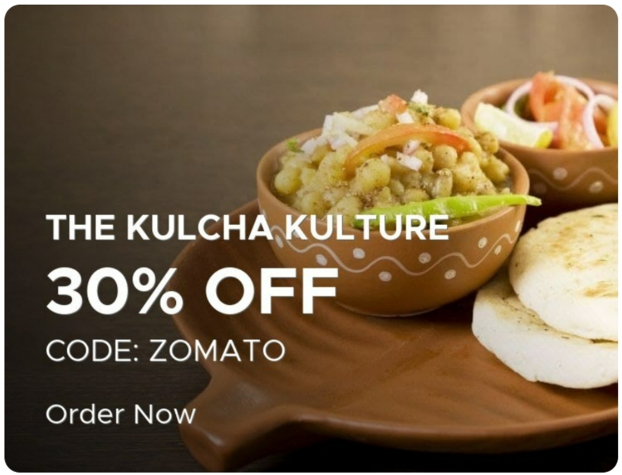 THE KULCHA KULTURE Up To 30% OFF