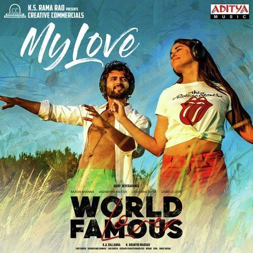 Vijay Deavarakonda - World Famous Lover Movie Tickets