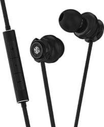 Nu Republic Jaxx 11 Wired Headset Black, Wireless in the ear