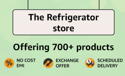 Best Selling Refrigerators Store