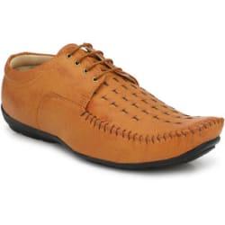 Lee Peeter Men s Tan Formal Shoe