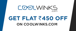 Get Flat Rs. 450 Off on Coolwinks