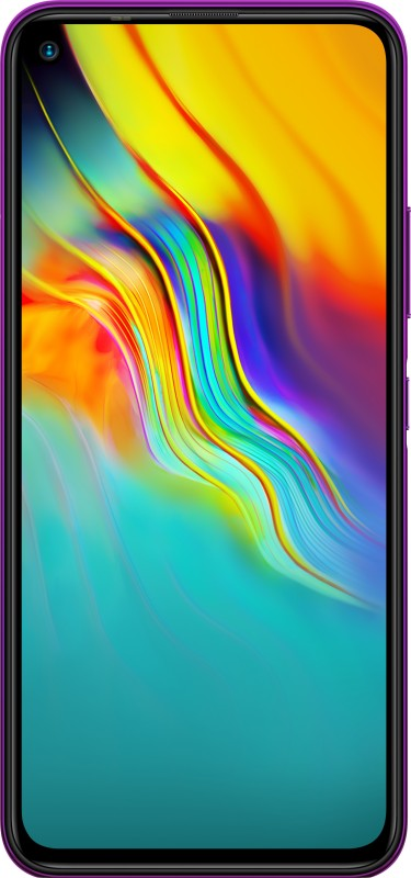 Flipkart offers on Mobiles - Infinix Hot 9 Pro (Violet, 64 GB) 4 GB RAM