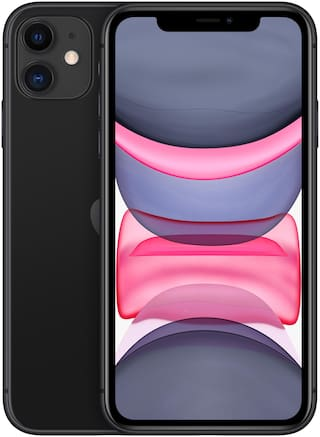 Paytmmall offers on Mobiles - Apple iPhone 11 128 GB Black(Includes Earphone & Adapter)