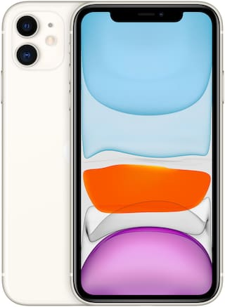 Paytmmall offers on Mobiles - Apple iPhone 11 64 GB White(Includes Earphone & Adapter)