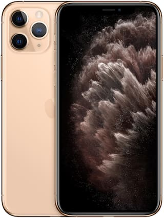 Paytmmall offers on Mobiles - Apple iPhone 11 Pro 256 GB Gold(Includes Earphone & Adapter)