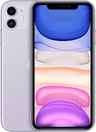 Paytmmall offers on Mobiles - Apple iPhone 11 128 GB Purple(Includes Earphone & Adapter)