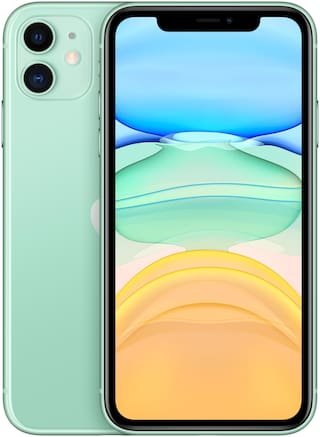 Paytmmall offers on Mobiles - Apple iPhone 11 128 GB Green(Includes Earphone & Adapter)