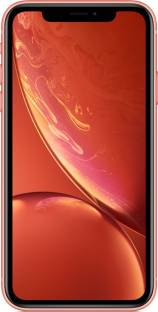 Flipkart offers on Mobiles - Apple iPhone XR (Coral, 64 GB) (Includes EarPods, Power Adapter)