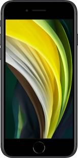 Flipkart offers on Mobiles - Apple iPhone SE (Black, 256 GB) (Includes EarPods, Power Adapter)