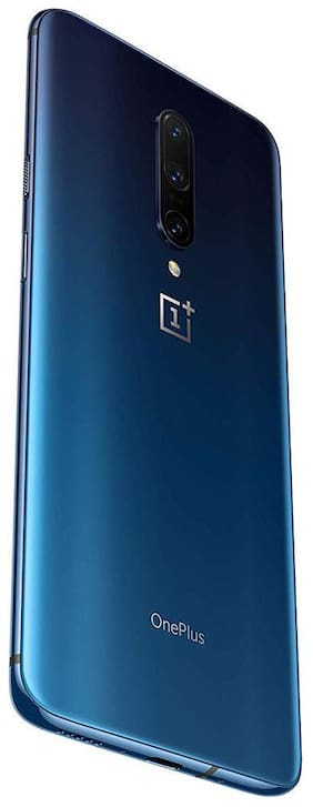 Paytmmall offers on Mobiles - Refurbished Oneplus 7 Pro 12 GB 256 GB Nebula Blue (Refurbished : Unboxed - Like New ) (Grade: Unboxed - Like New)