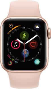 Flipkart offers on Mobiles - Apple Watch Series 4 GPS + Cellular 40 mm Gold Aluminium Case with Pink Sand Sport Band Pink Strap, Regular