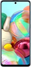 Amazon offers on Mobiles - Samsung Galaxy A71 (Prism Crush Blue, 8GB RAM, 128GB Storage) with No Cost EMI/Additional Exchange Offers