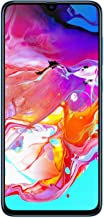 Amazon offers on Mobiles - (Renewed) Samsung Galaxy A70 (Blue, 6GB RAM, 128GB Storage) with No Cost EMI/Additional Exchange Offers