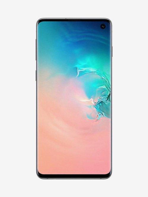 Tata Cliq offers on Mobiles - Samsung Galaxy S10 512 GB (White) 8 GB RAM, Dual SIM 4G