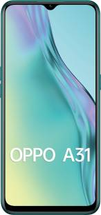Flipkart offers on Mobiles - OPPO A31 (Lake Green, 128 GB) 6 GB RAM