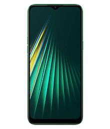 Snapdeal offers on Mobiles - Realme 5i ( 64GB , 4 GB ) Green