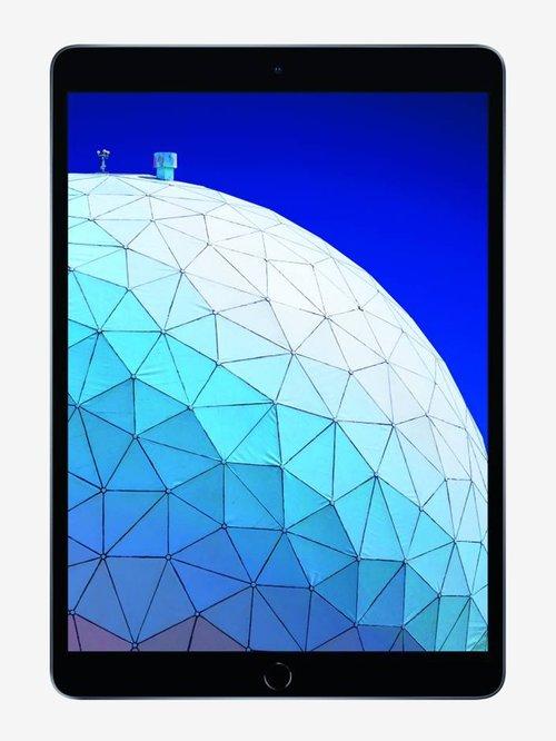 Tata Cliq offers on Mobiles - Apple iPad Air 10.5 Inch (A12 Bionic) 256 GB Wi-Fi (Space Grey)