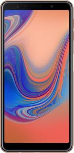 Flipkart offers on Mobiles - Samsung Galaxy A7 (Gold, 64 GB) 4 GB RAM