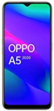 Amazon offers on Mobiles - Oppo mobile A5 2020 (Dazzling White, 4GB RAM, 64GB Storage)