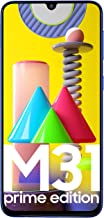Amazon offers on Mobiles - Samsung Galaxy M31 Prime Edition (Ocean Blue, 6GB RAM, 128GB Storage) - Get Flat Rs 2,500 Instant Discount with select bank cards - Limited Period Offer
