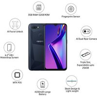 Shopclues offers on Mobiles - OPPO A12 (Multi Colors, 32 GB) (3 GB RAM)