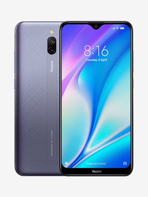 Tata Cliq offers on Mobiles - Xiaomi Redmi 8A Dual 32 GB (Midnight Grey) 2 GB RAM, Dual SIM 4G