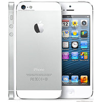 Shopclues offers on Mobiles - Refurbished Apple iPhone 5 16 GB Silver With 1 Year WarrantyBazaar Warranty