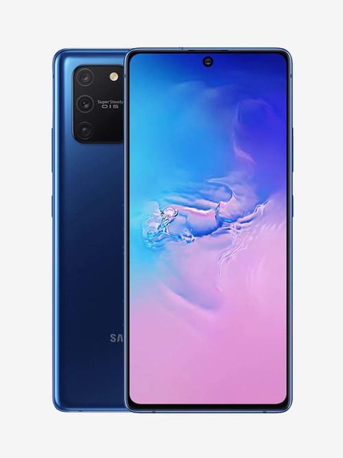 Tata Cliq offers on Mobiles - Samsung Galaxy S10 Lite 512 GB (Prism Blue) 8 GB RAM, Dual SIM 4G