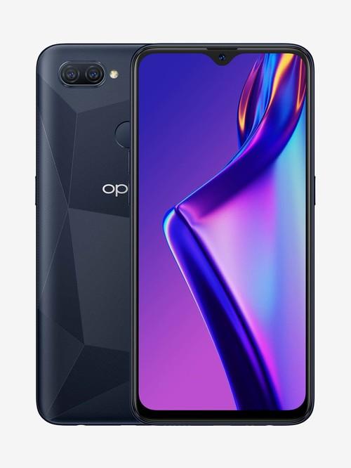 Tata Cliq offers on Mobiles - OPPO A12 32 GB (Black) 3 GB RAM, Dual SIM 4G