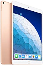 Amazon offers on Mobiles - Apple iPad Air (10.5-inch, Wi-Fi, 256GB) - Gold (3rd Generation)